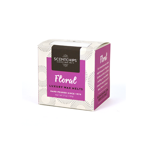 Scentchips Floral Blends Day Dreams Contains lavender jasmine promotes relaxation