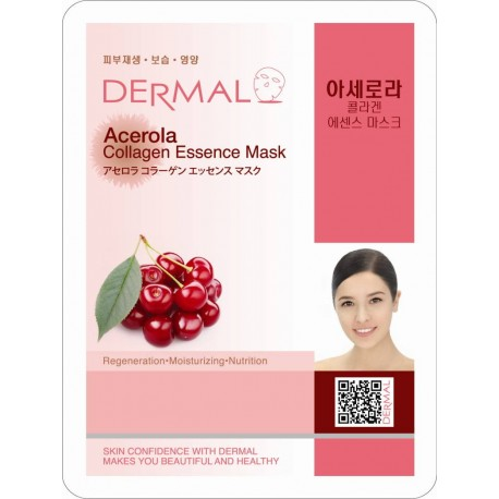 Dermal - Mascarillas faciales