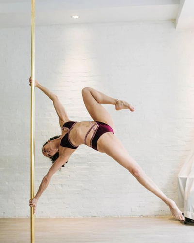 Mistakes Every Beginner Makes Pole Dancing!