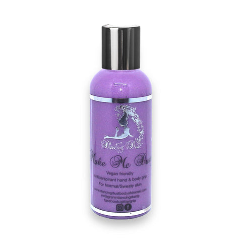 Dancing Dust - Make Me Dusty - Antiperspirant Pole Grip Aid for Normal to Sweaty Skin 80ml