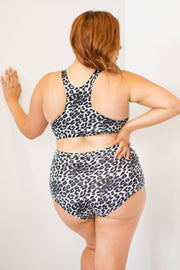 Mali Top - Grey Leopard