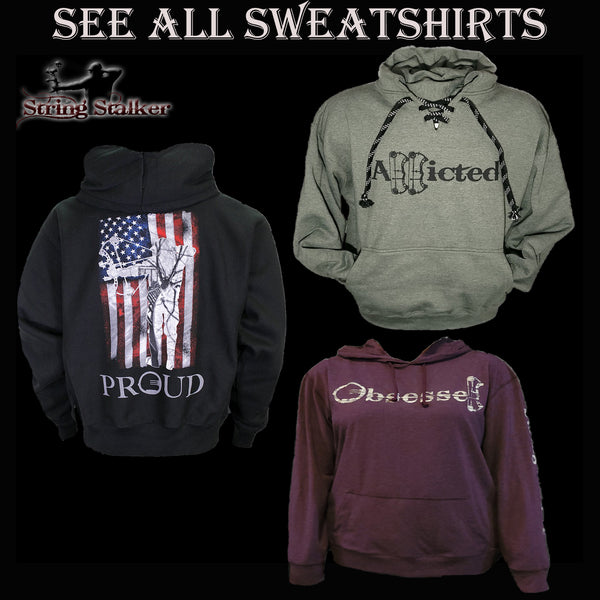 Bow Hunting Sweatshirts