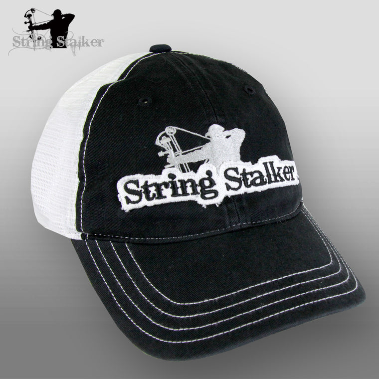 String Stalker Hometown Mesh Back Bow Hunting Hat - String Stalker
