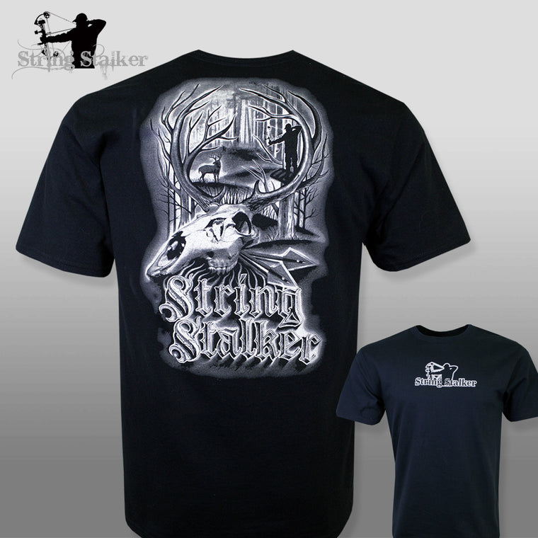 String Stalker & Stay Tru Artist Series Bow Hunting Shirt