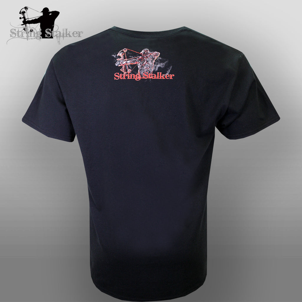 String Stalker Inferno Addicted T Shirt - String Stalker