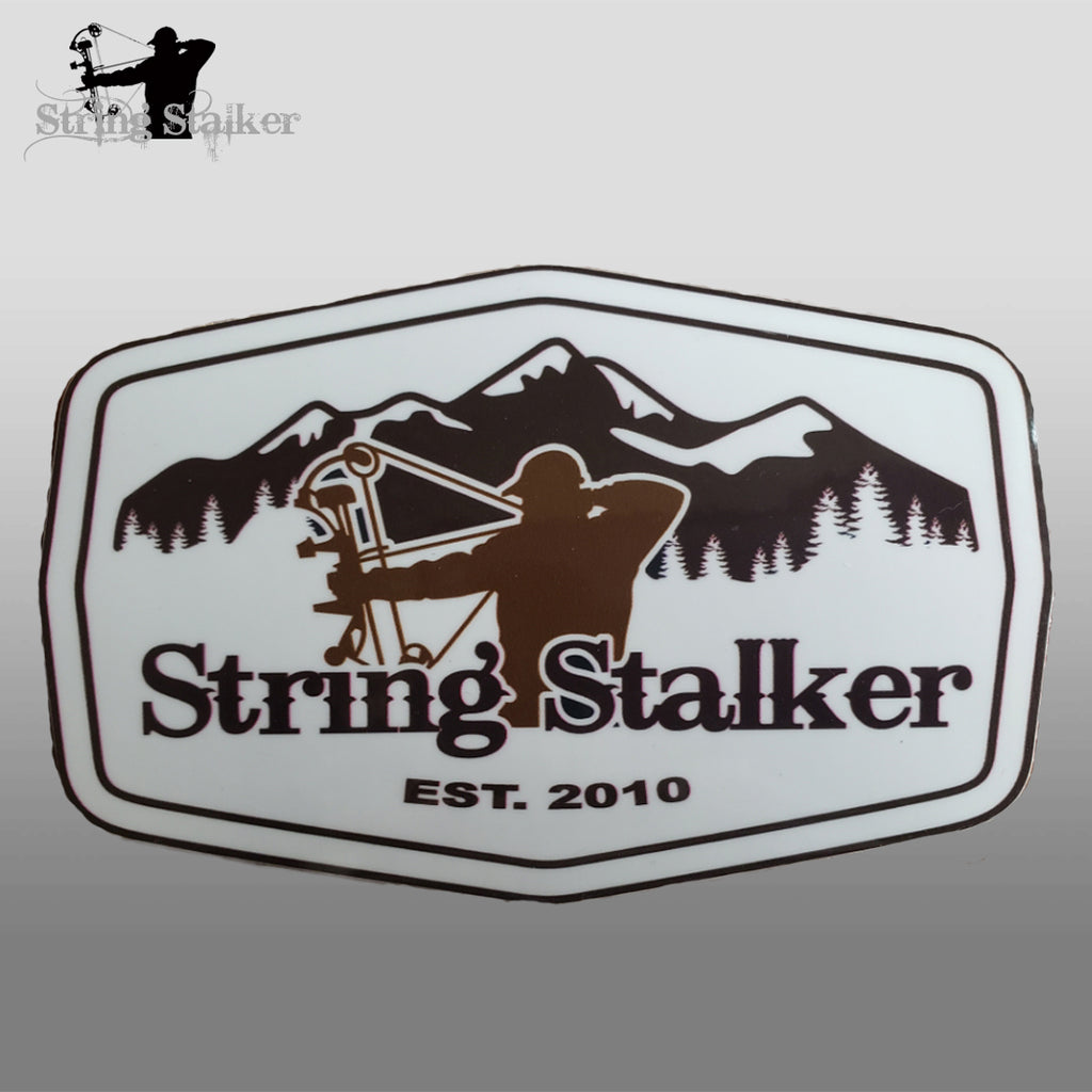 String Stalker Mountain Decal