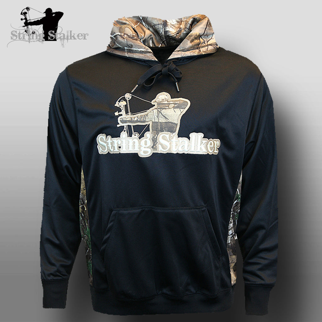 String Stalker Bow Hunting Performance Hoodie - String Stalker