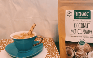 Coconut MCT Oil Spiced Milk