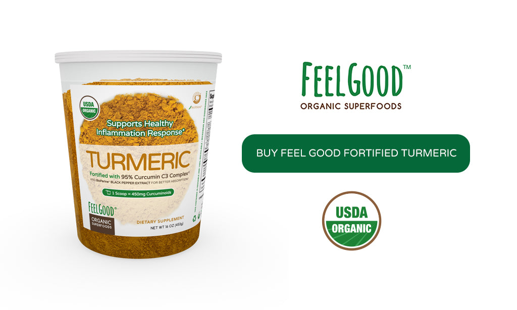 Buy Feel Good Fortified Turmeric at Costco.com