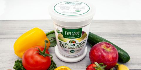 superfood mix powder