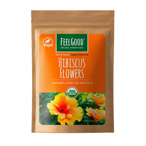 Hibiscus Flowers (6oz)