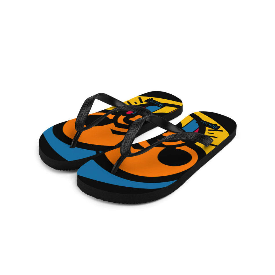 The Switch Up Flip Flops