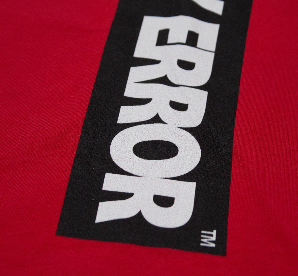 Made By Error Signature Tee