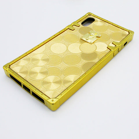 iPhone XS Max Pure Gold Phone Case