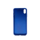 iPhone XS Max Blue Phone Case