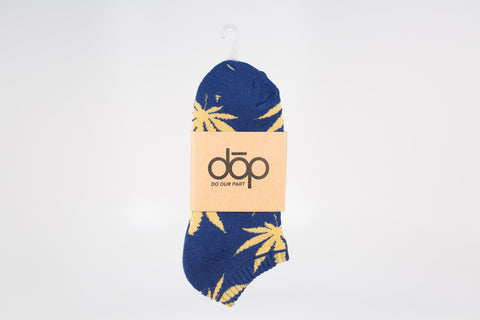 dōp® maple leaf sox-ankle