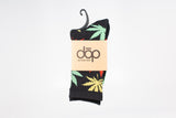 dōp® leaf sox-tall