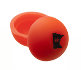 Red Rocket Silicone Non-Stick Balls