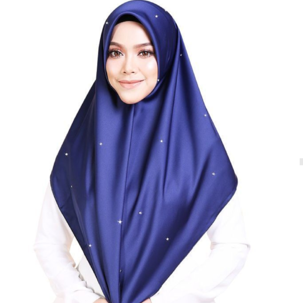 Mumu X Sariyanti Bawal Diamond Series ( Midnight Blue )