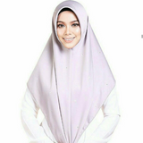 Mumu X Sariyanti Bawal Diamond Series ( Lovely Grey )