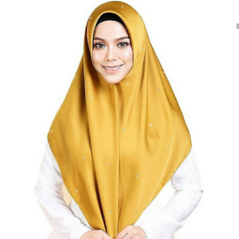 Mumu X Sariyanti Diamond Bawal Series ( Golden Rose )