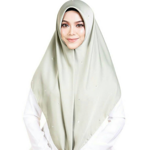 Mumu X Sariyanti Bawal Diamond Series ( Summer Green )