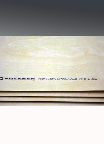 Finnish Birch Laser Plywood