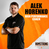 High Performance Coach Alek Horenko