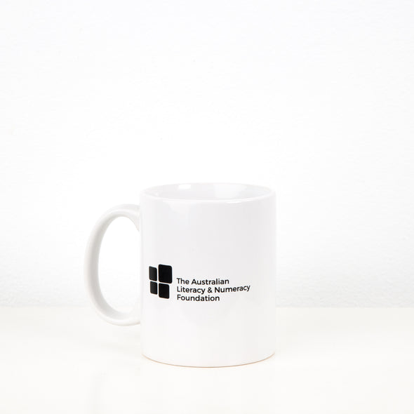 """Literacy is Freedom"" Mug"