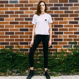 Building Blocks Embroidered Tee - Unisex