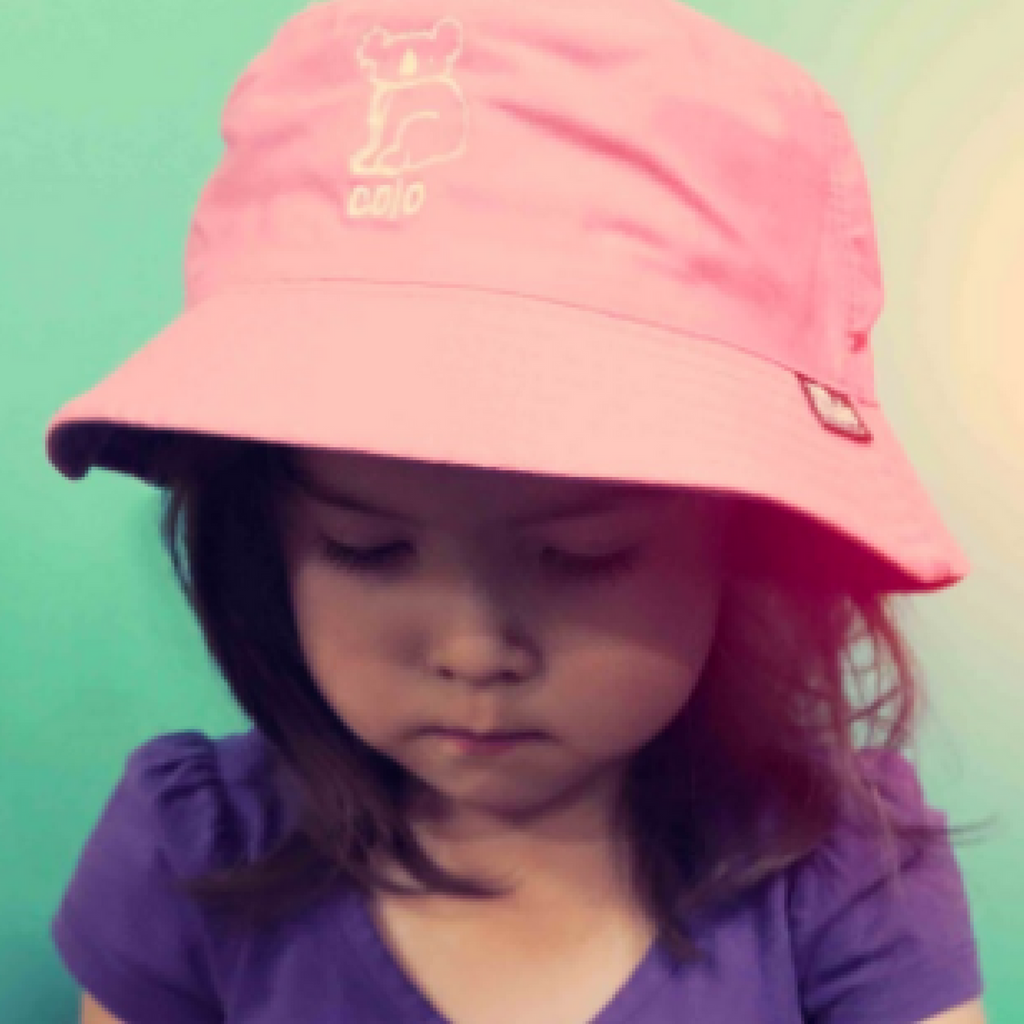 Kids Koala 'Colo' Bucket Hat
