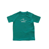 Kids 'Bombora' Short Sleeved Rashie