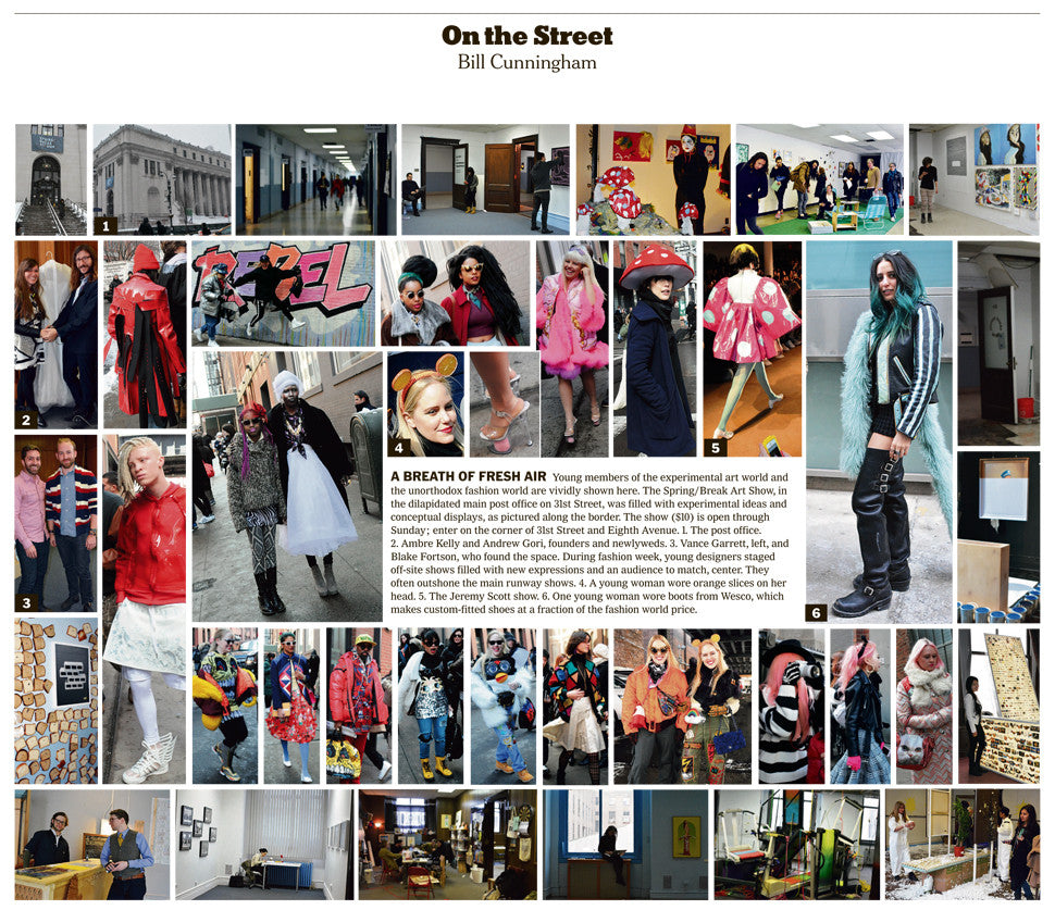 Photo of the Week: Bill Cunningham