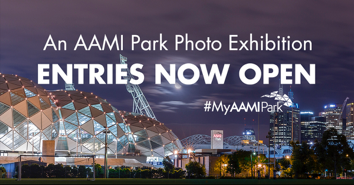 Call for Entries: AAMI Park's Next Creative Champion Competition