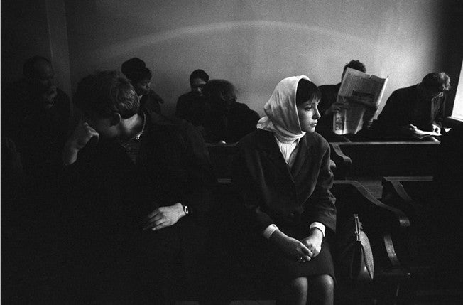 Photo of the Week: Eve Arnold