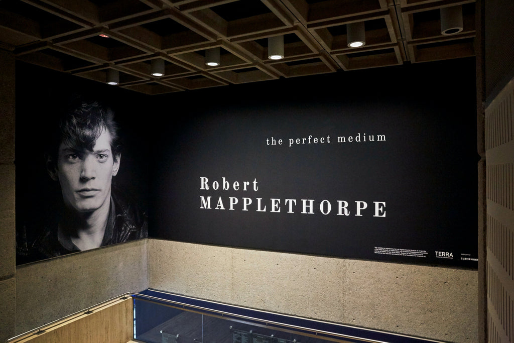 TICKET GIVEAWAY INSTAGRAM COMP: ROBERT MAPPLETHORPE: THE PERFECT MEDIUM