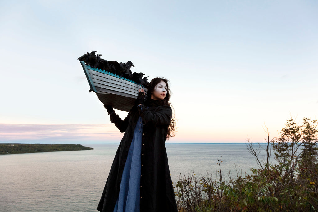Aski Earth Terre Yarta: Meryl McMaster & James Tylor - Touring Exhibition