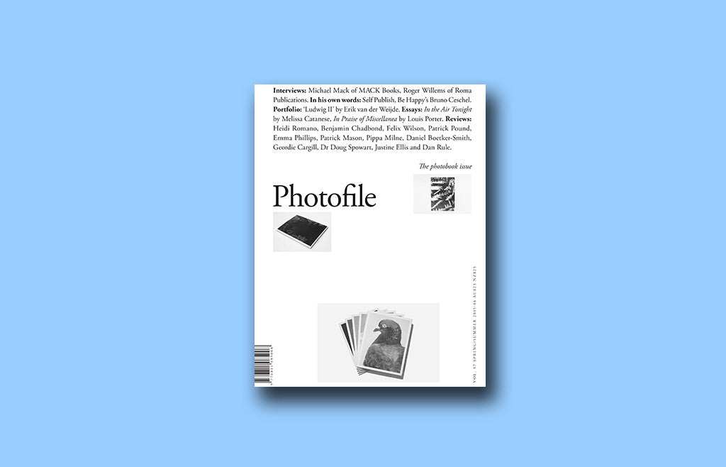Photofile Issue 97