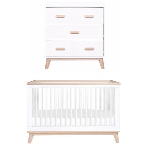 Babyletto Cot and Change Table Package