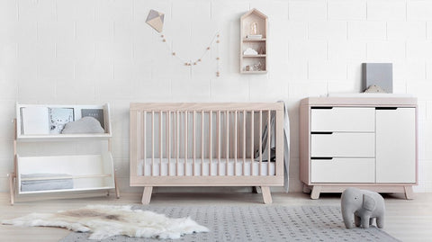 Babyletto Hudson Cot and Change Table