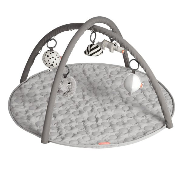 Done by Deer Activity Play Mat - Grey