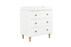 Babyletto Lolly Change Table/Dresser - White