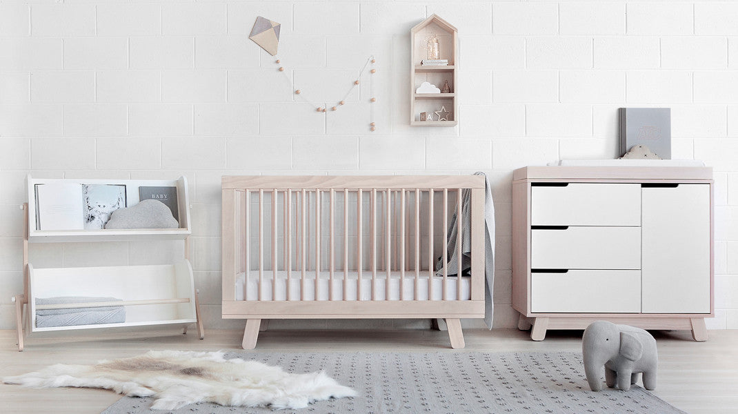 Babyletto Hudson Package Washed Natural The Baby Closet