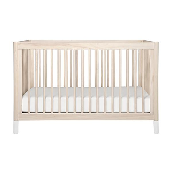 Babyletto Gelato 3 in 1 Cot - Washed Natural