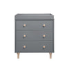Babyletto Lolly Change Table/Dresser - Grey