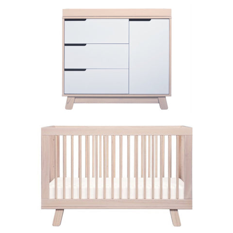 Babyletto Hudson Package - Washed Natural