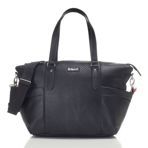 Babymel Anya Nappy Bag - Black