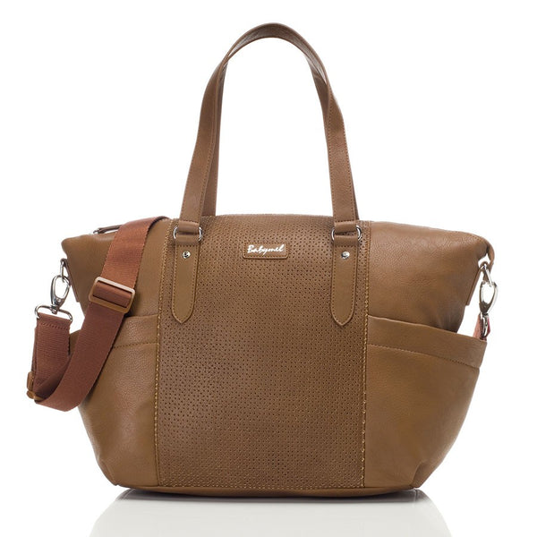 Babymel Anya Nappy Bag - Tan
