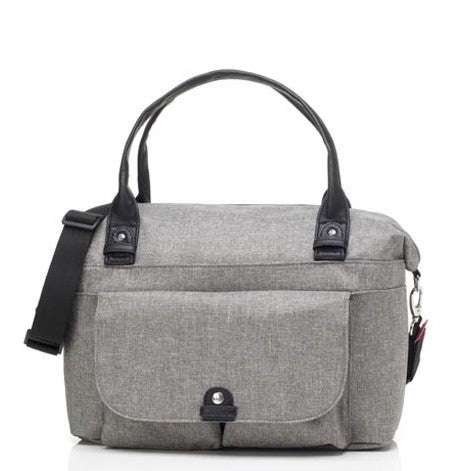 Babymel Jade Nappy Bag - Grey