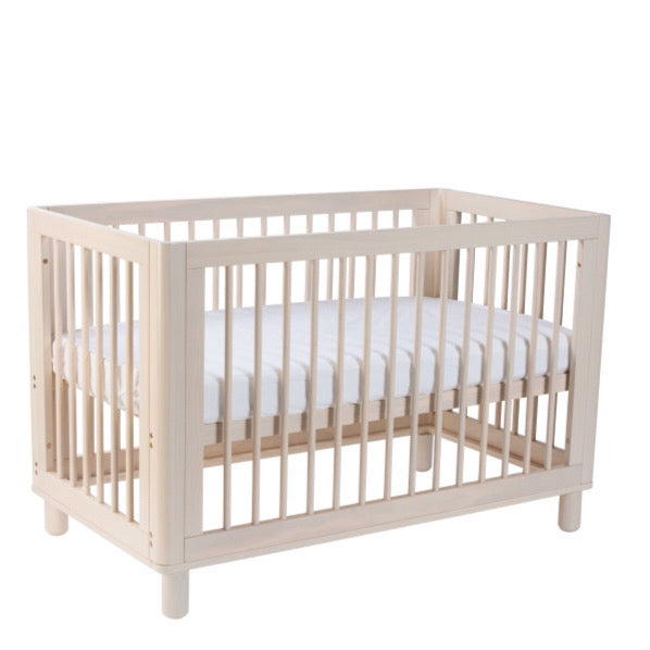 Cocoon Allure 4 in 1 Cot - Natural Wash
